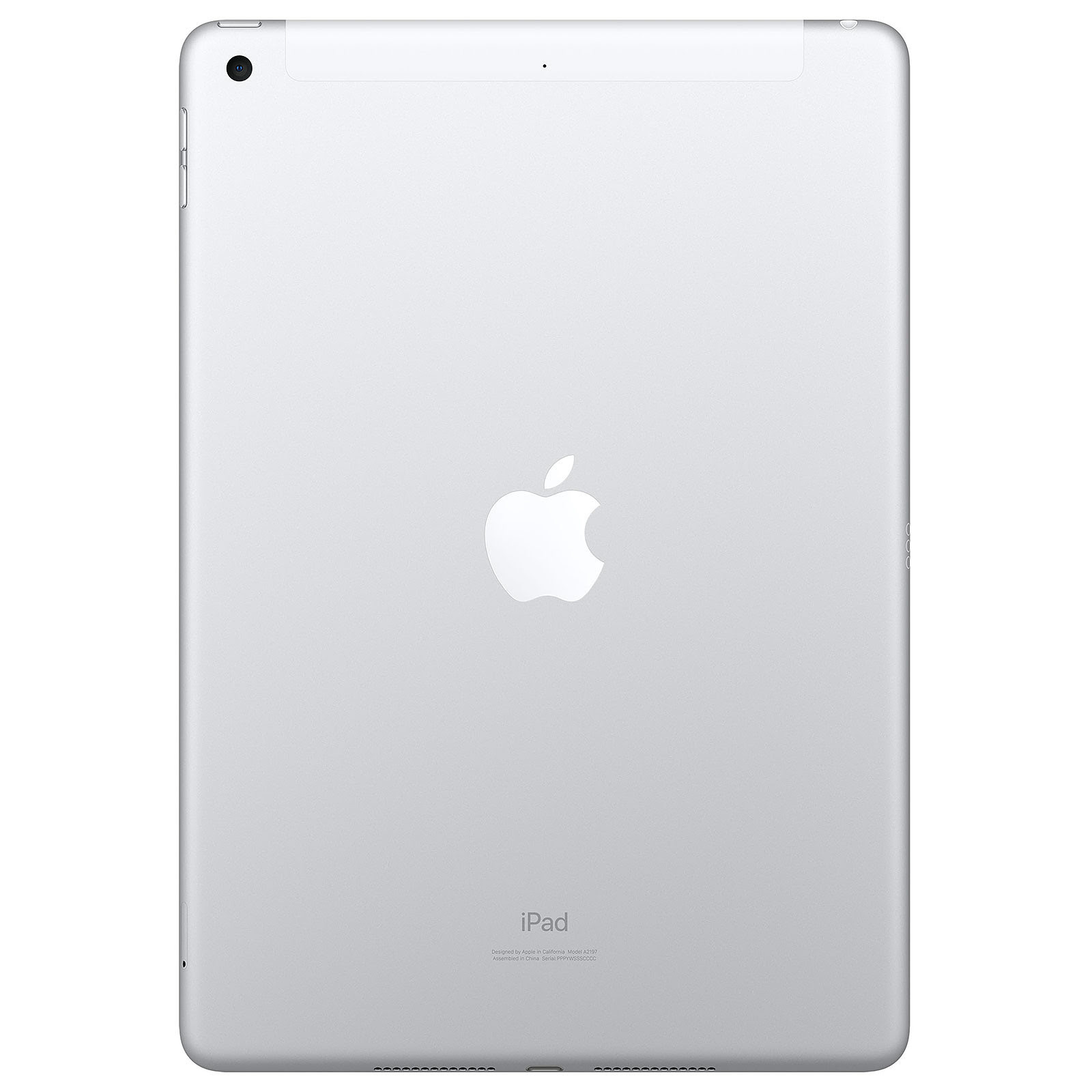 "Apple iPad 10.2"" WiFi+Cell. 128Go Argent - Tablette tactile Apple - 1"
