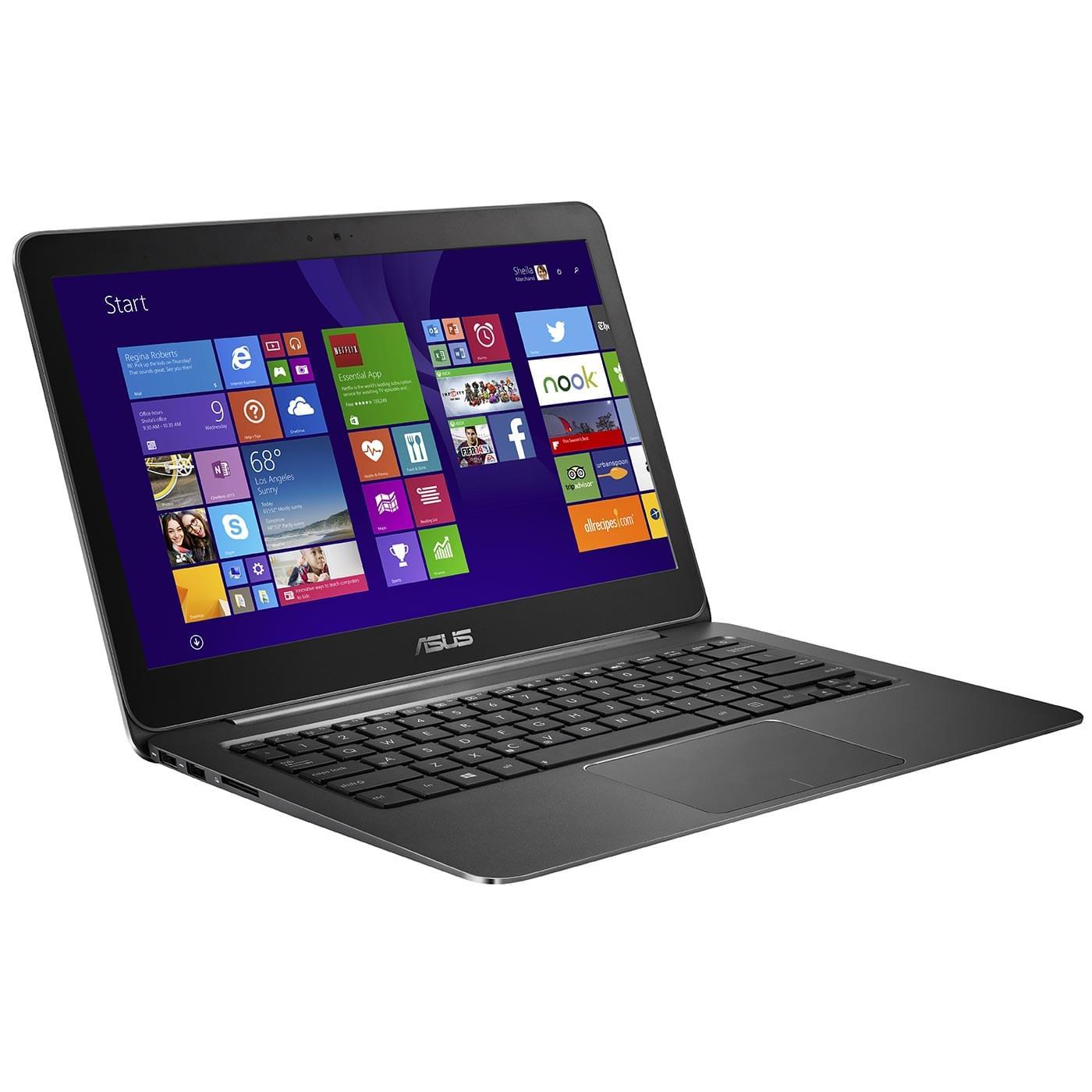 Asus UX305FA-FB003P - PC portable Asus - Cybertek.fr - 0