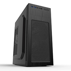 image produit DUST BLACK FORCE DU-CBF - MT/500 Watts/ATX Cybertek