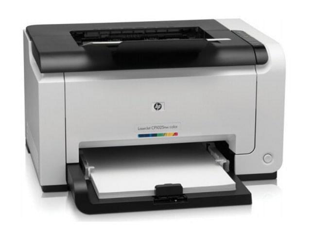 HP LaserJet Pro CP1025nW (CE914A#B19) - Achat / Vente Imprimante sur Cybertek.fr - 0