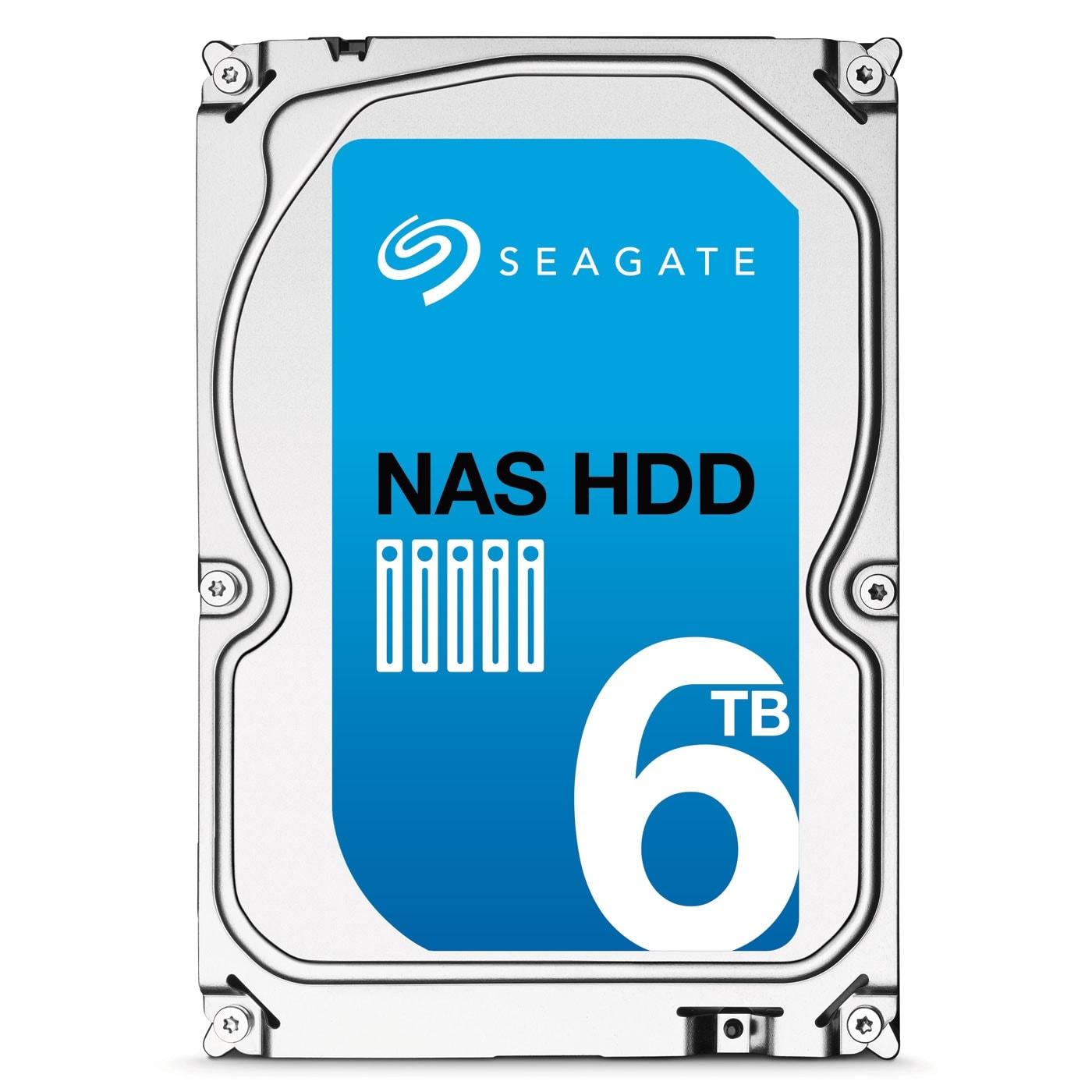 """Seagate NAS HDD 6To (ST6000VN0021) - Achat / Vente Disque Dur interne 3.5"""" sur Cybertek.fr - 0"""