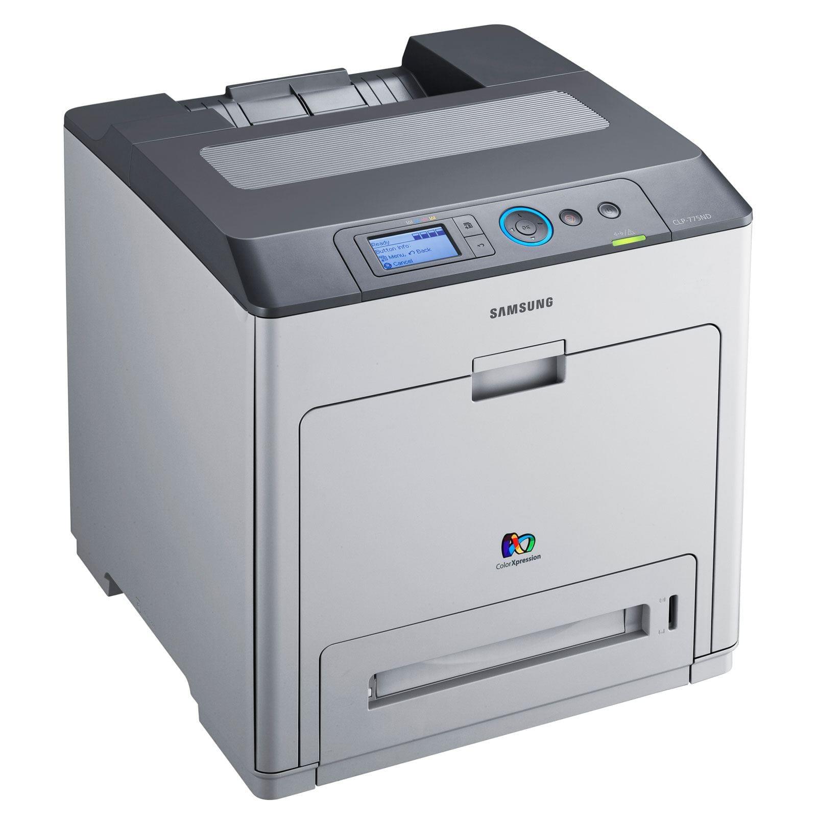 Imprimante Samsung CLP-775ND - Cybertek.fr - 0
