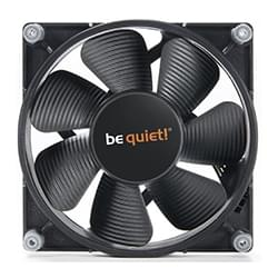 Be Quiet! Ventilateur Case Fan SilentWings PWM 2 80mm BL028 Cybertek