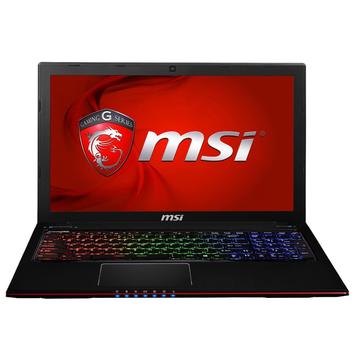 MSI 9S7-16GF11-416 - PC portable MSI - Cybertek.fr - 0