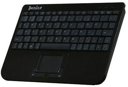 Clavier PC Perixx Periboard 510 - mini clavier et Touchpad - USB - 0