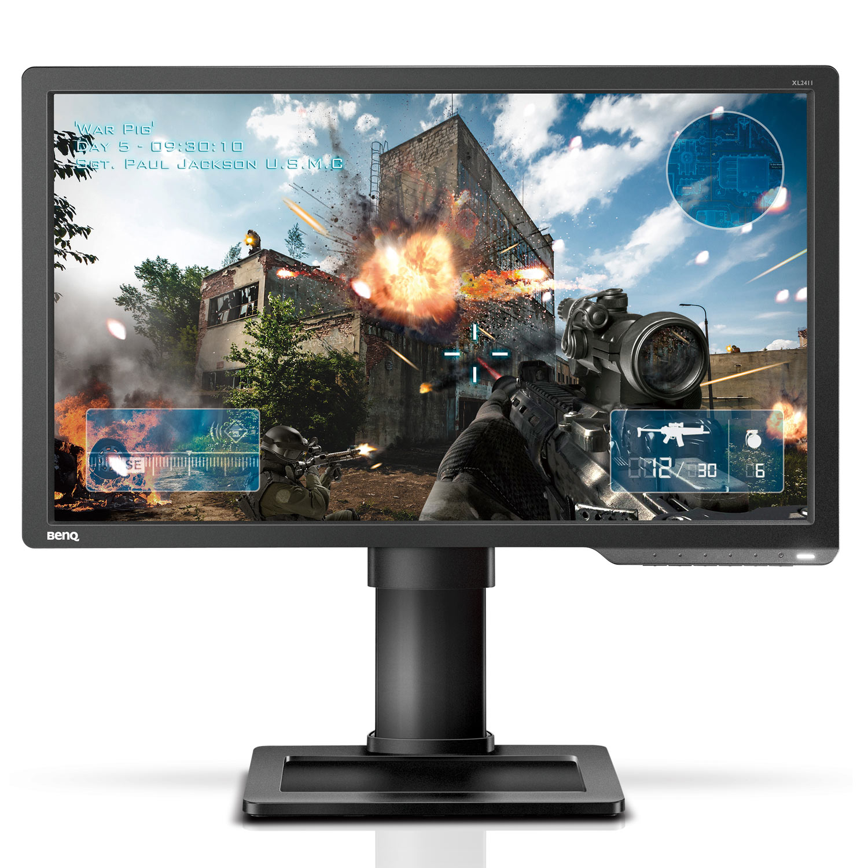 "BenQ 24""  9H.LGPLB.QBE - Ecran PC BenQ - Cybertek.fr - 0"