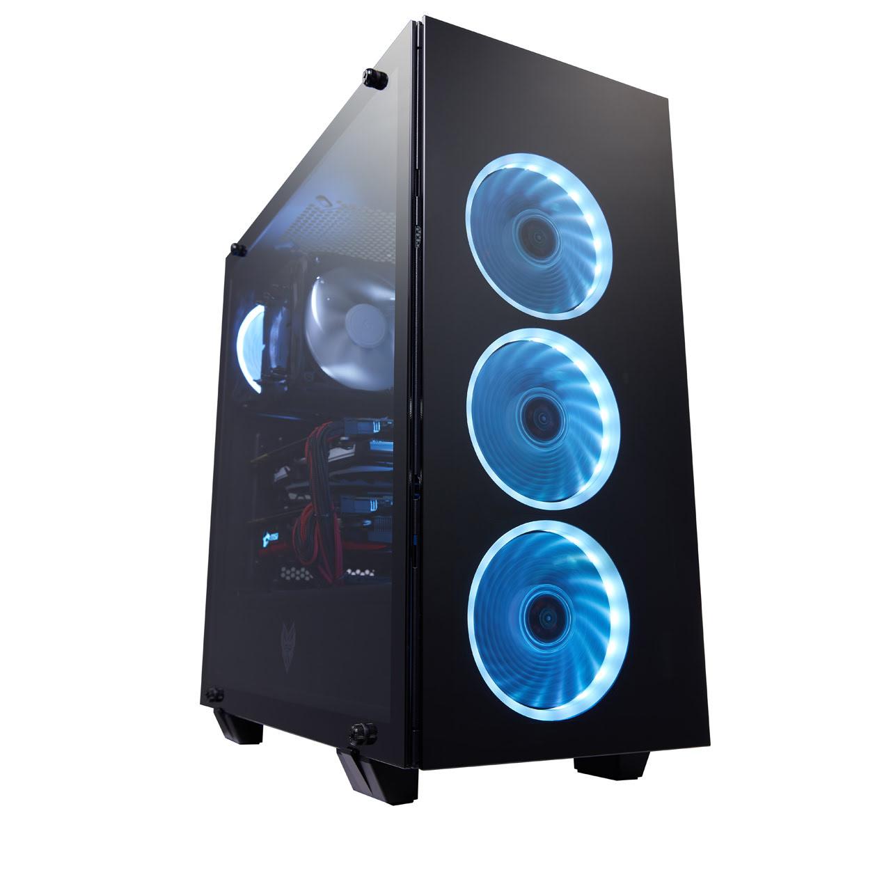 Fortron (FSP) MT/Sans Alim/ATX Transparent - Boîtier PC - 0