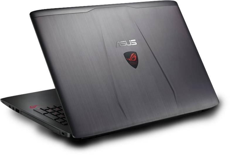 "Asus GL752VW-T4092T -i7-6700/8G/128G+1T/GTX960/17.3""/10 (90NB0A42-M00990) - Achat / Vente PC Portable sur Cybertek.fr - 0"