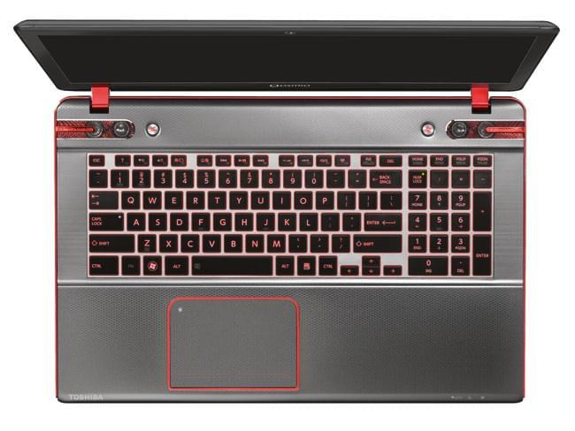 Toshiba X870-117 (PSPLXE-01400DFR) - Achat / Vente PC Portable sur Cybertek.fr - 0