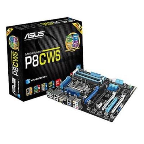 Asus P8C WS (P8C WS) - Achat / Vente Carte mère sur Cybertek.fr - 0