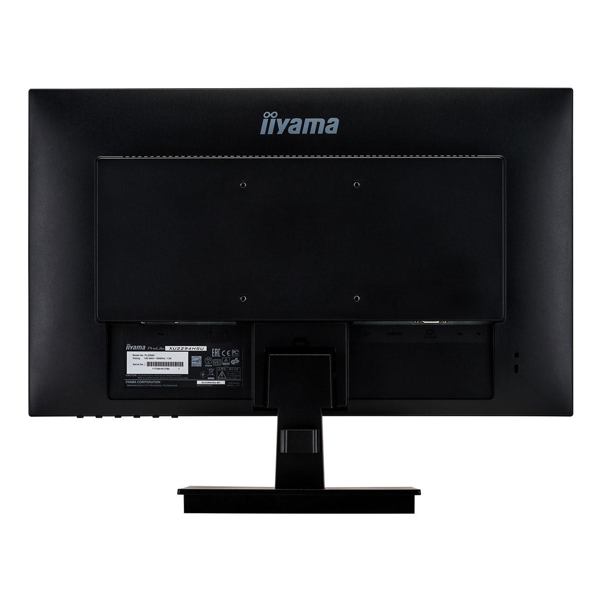 "Iiyama 22""  XU2294HSU-B1 - Ecran PC Iiyama - Cybertek.fr - 2"