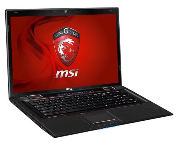 MSI GE70 0ND-416 (GE70 0ND-416) - Achat / Vente PC Portable sur Cybertek.fr - 0