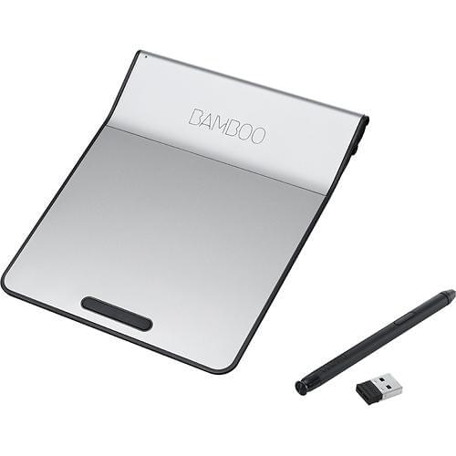Wacom Bamboo Pad Wireless (CTH-300K) - Achat / Vente Tablette graphique sur Cybertek.fr - 0