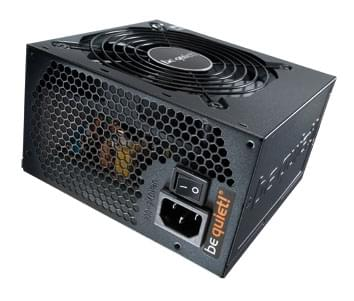 Alimentation PC Be Quiet! ATX 450W Straight Power E7-450 BN114  - 0