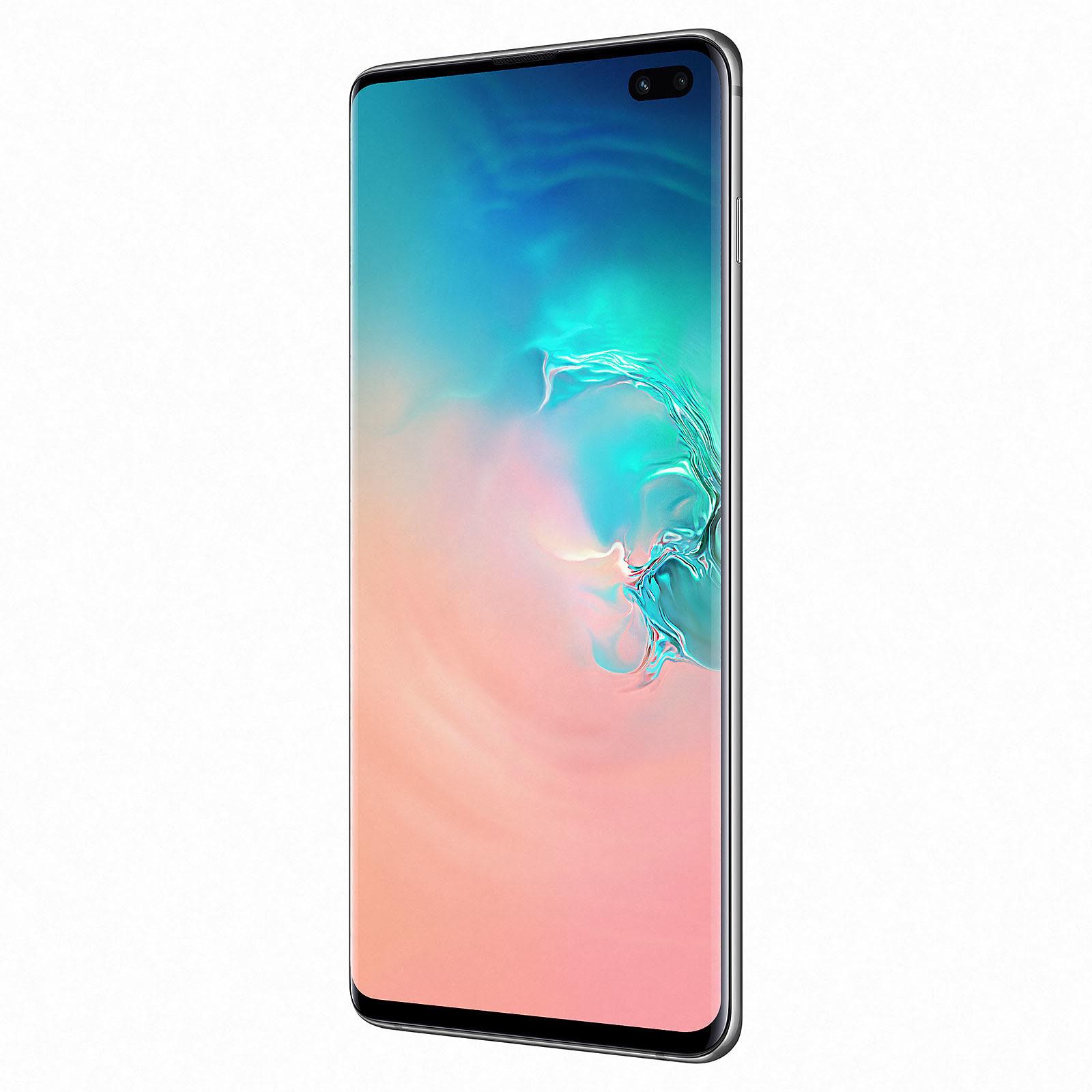 Samsung Galaxy S10+ G975 128Go White - Téléphonie Samsung - 3