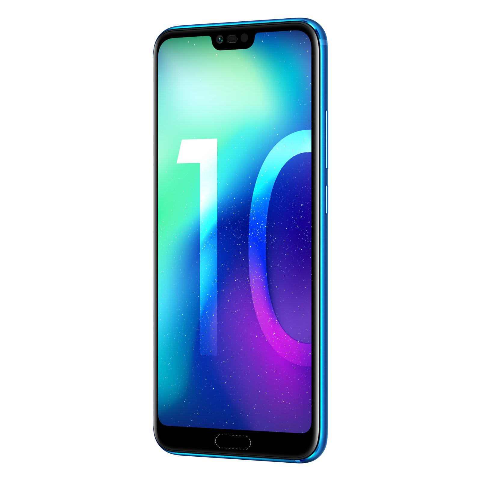 Huawei Honor 10 Bleu 64Go Double Sim - Téléphonie Huawei - 3