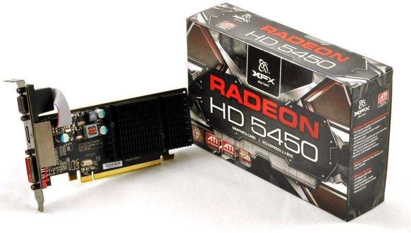 ATI Radeon HD 5450 (C3D-H5450-512D2E) - Achat / Vente Carte Graphique sur Cybertek.fr - 0