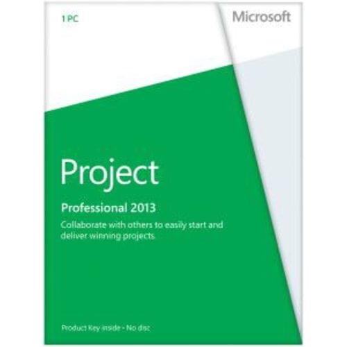 Microsoft Project PRO 2013 - Logiciel application - Cybertek.fr - 0