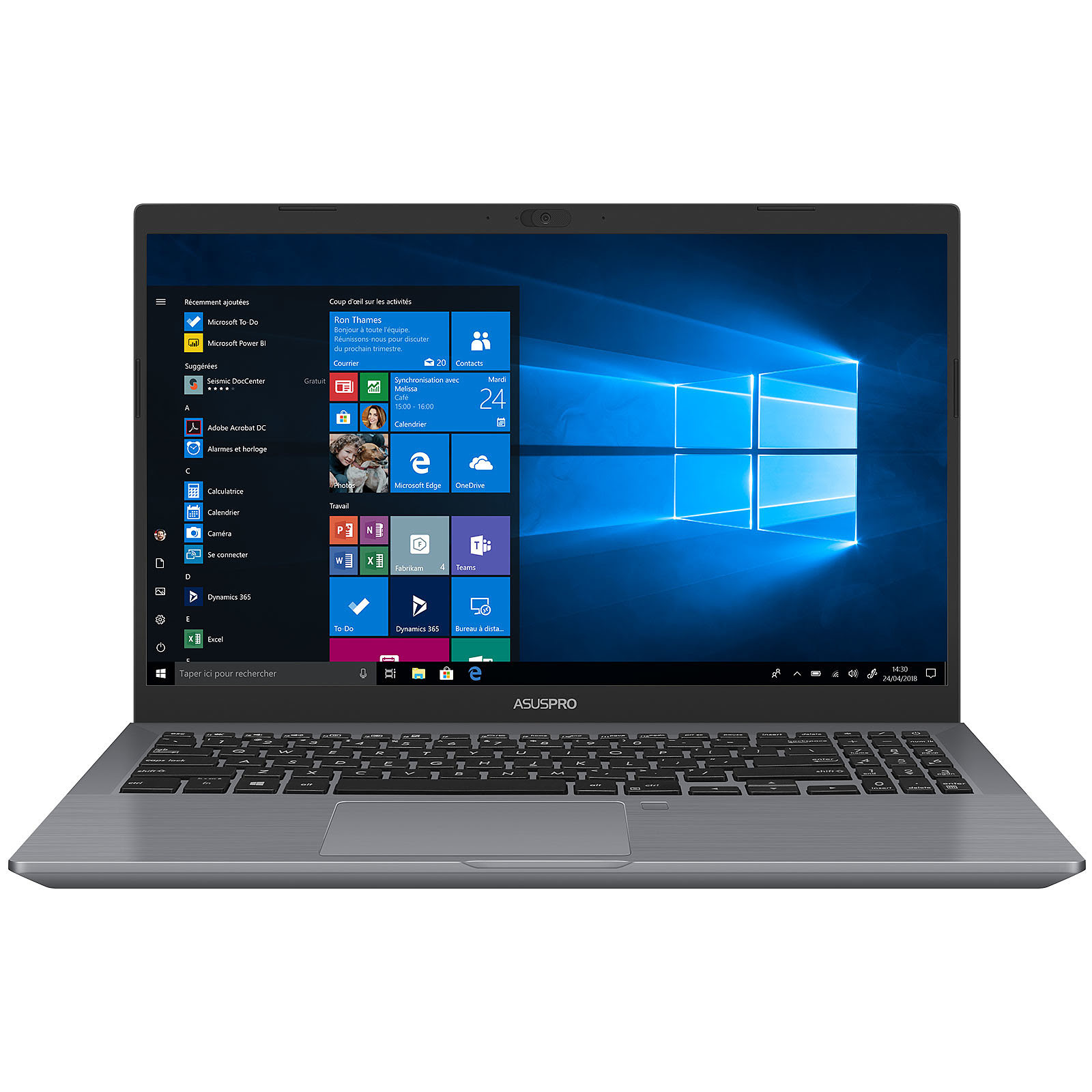 Asus 90NX0261-M16320 - PC portable Asus - Cybertek.fr - 3