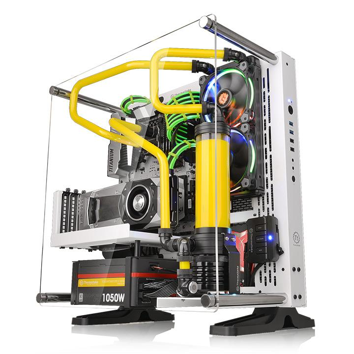 Thermaltake Core P3 Snow Edition Transparent - Boîtier PC - 4