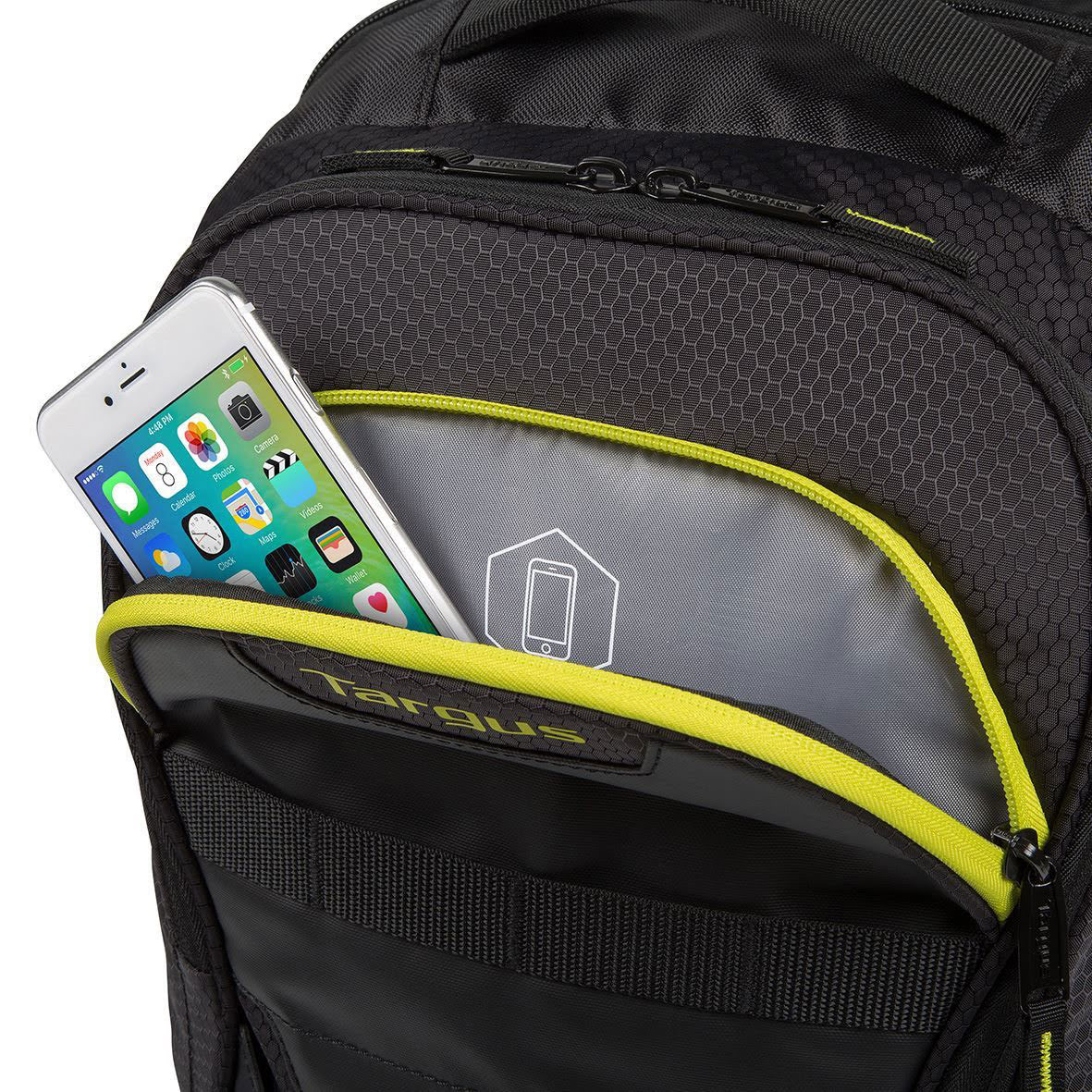 "TSB944EU Stamina 15.6"" Laptop Backpack Targus - Sac et sacoche - 4"