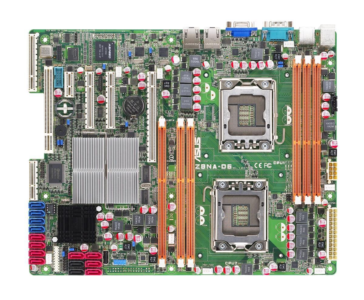 Asus Z8NA-D6 ATX DDR3 - Carte mère Asus - Cybertek.fr - 0