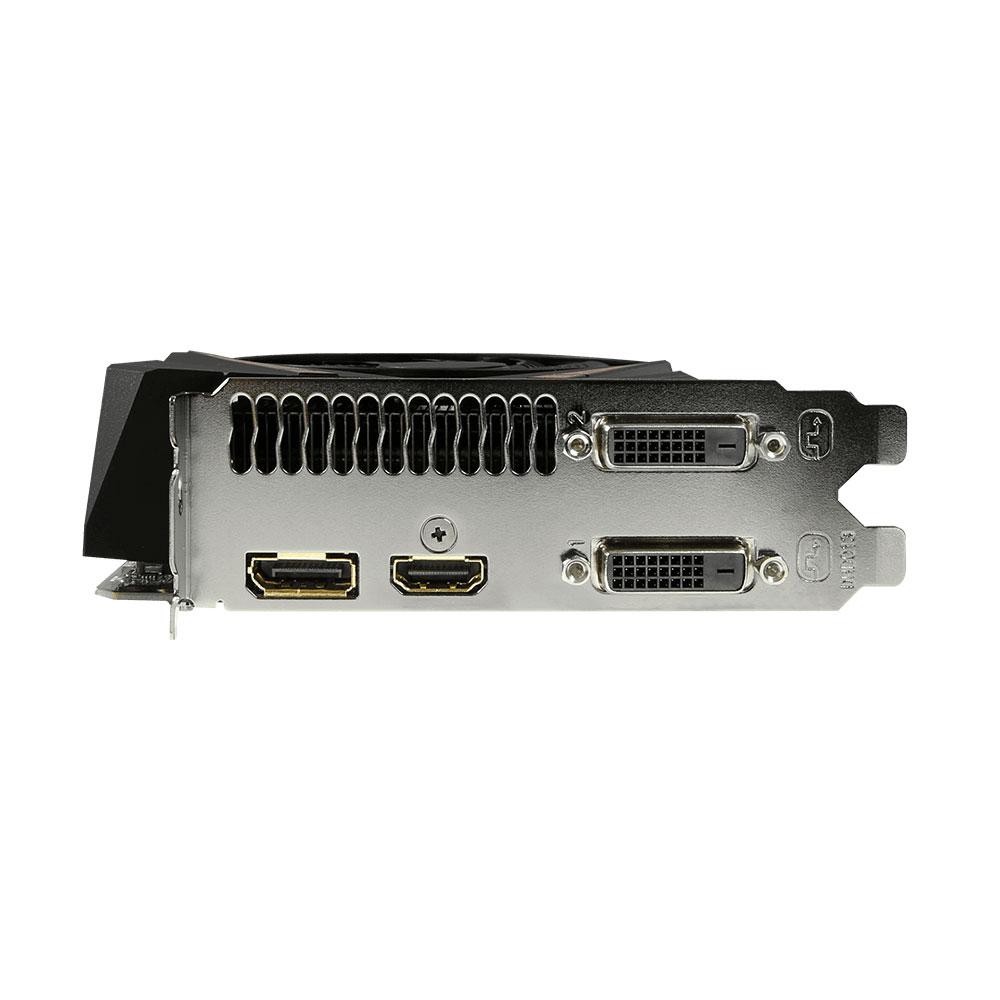 Gigabyte GV-N1060IXOC-3GD 3Go - Carte graphique Gigabyte - 1