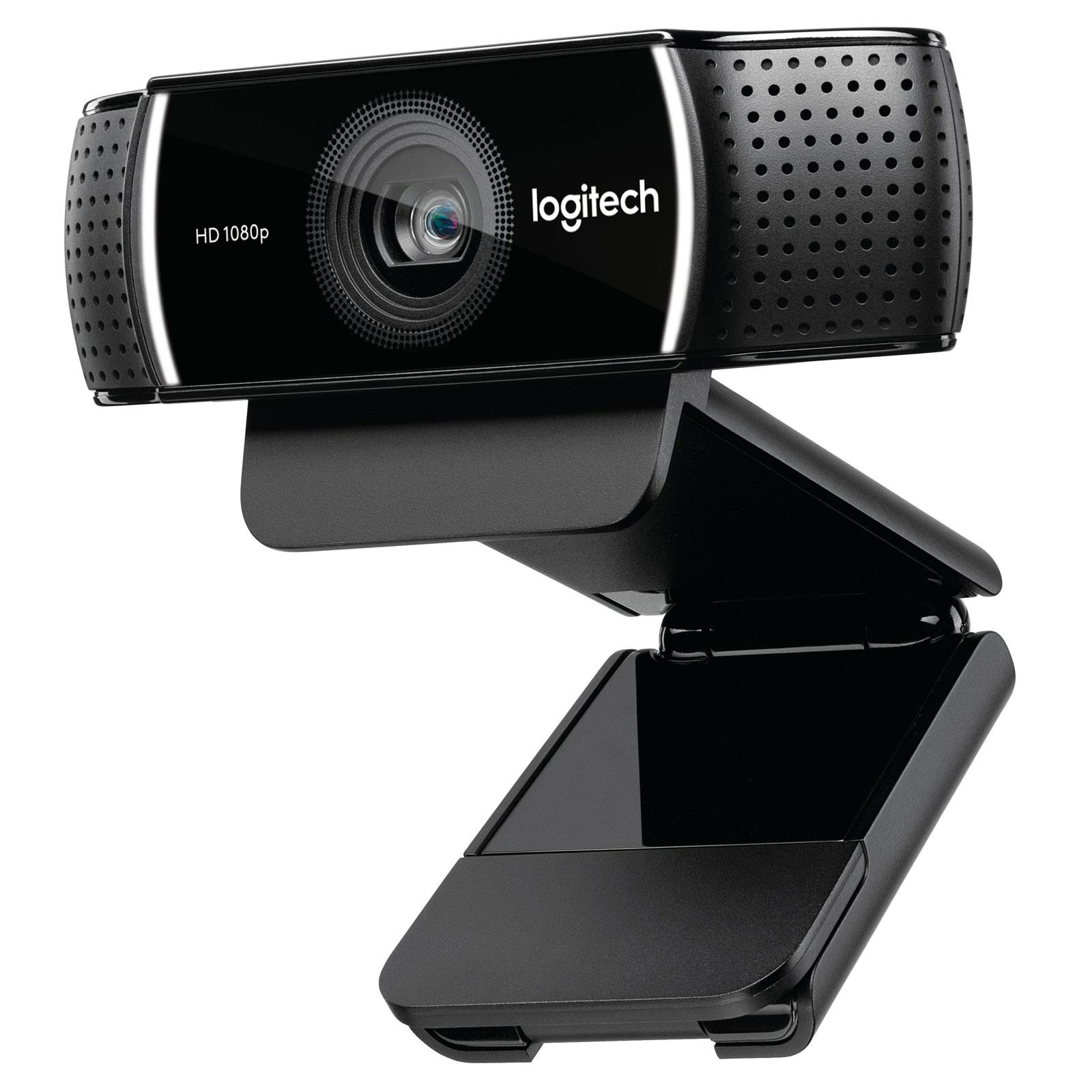 Logitech C922 Pro Stream - Caméra / Webcam - Cybertek.fr - 0