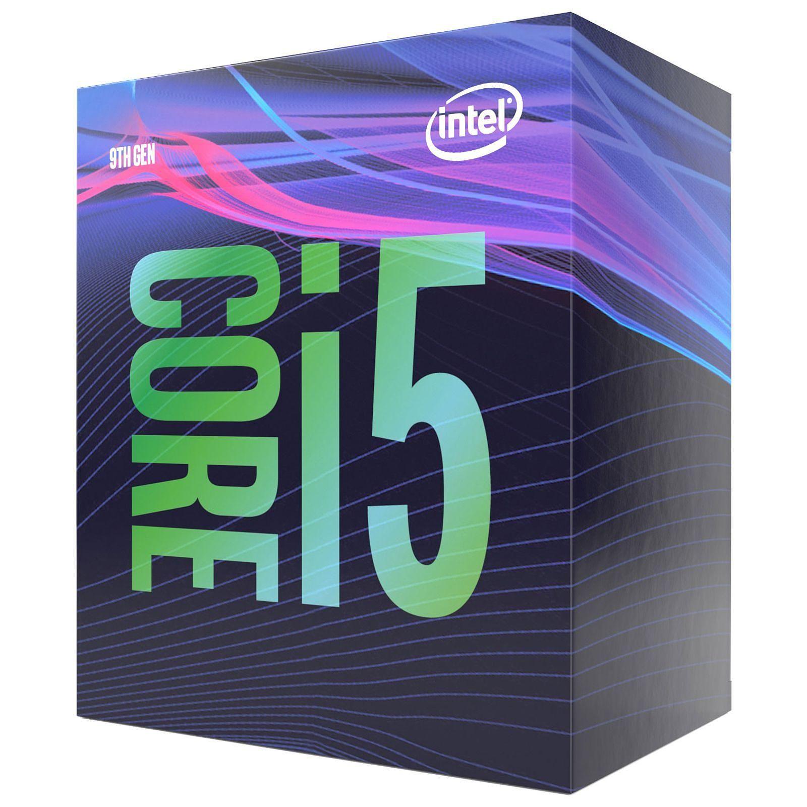 Intel Core i5-9400 - 2.9GHz - Processeur Intel - Cybertek.fr - 1