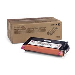Toner Magenta 5900p - 106R01393 pour imprimante Laser Xerox - 0