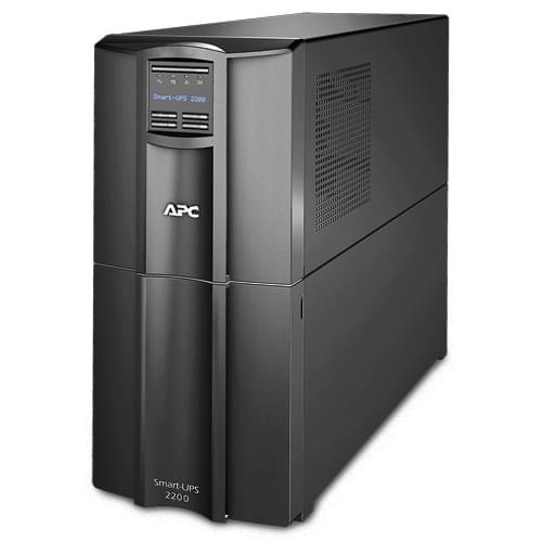 APC Smart UPS 2200VA SMT2200I (SMT2200I) - Achat / Vente Onduleur - Multiprises sur Cybertek.fr - 0