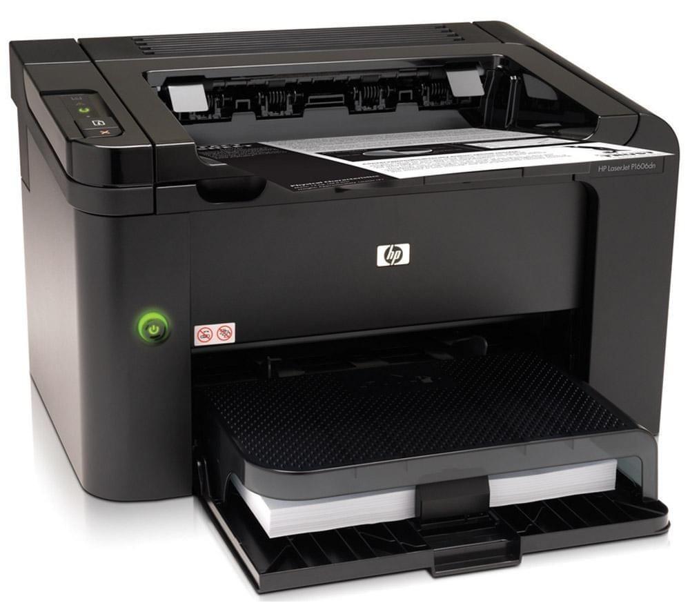 HP LaserJet Pro P1606DN (CE749A#B19) - Achat / Vente Imprimante sur Cybertek.fr - 0
