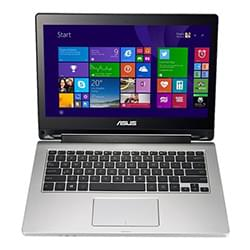 "Cybertek PC portable Asus TP300LA-DW067H - i3-4030/4Go/500Go/13.3""T./8.1"