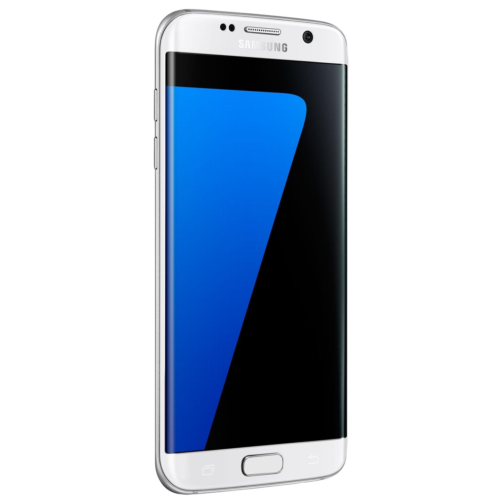 Samsung Galaxy S7 Edge 32Go G935F White (SM-G935FZWAXEF) - Achat / Vente Téléphonie sur Cybertek.fr - 0