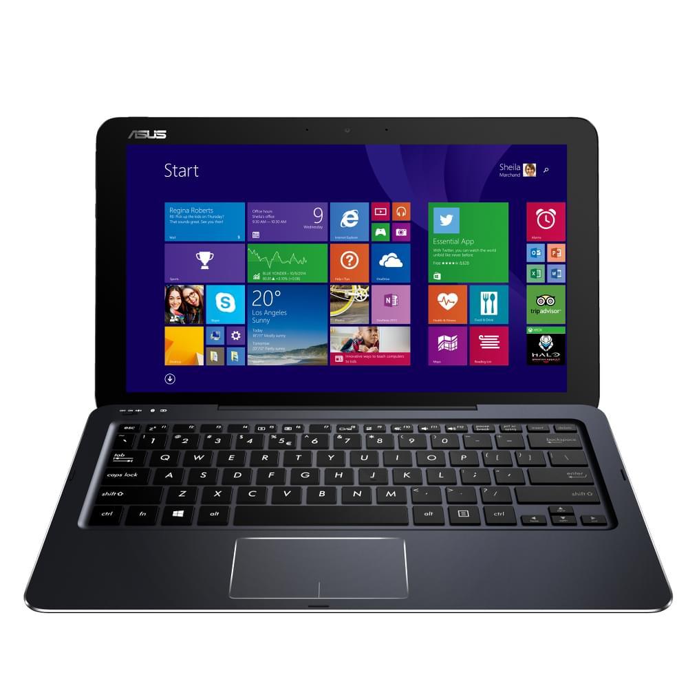 Asus T300CHI-FH011P (90NB07G1-M00400 (soldé)) - Achat / Vente PC Portable sur Cybertek.fr - 0