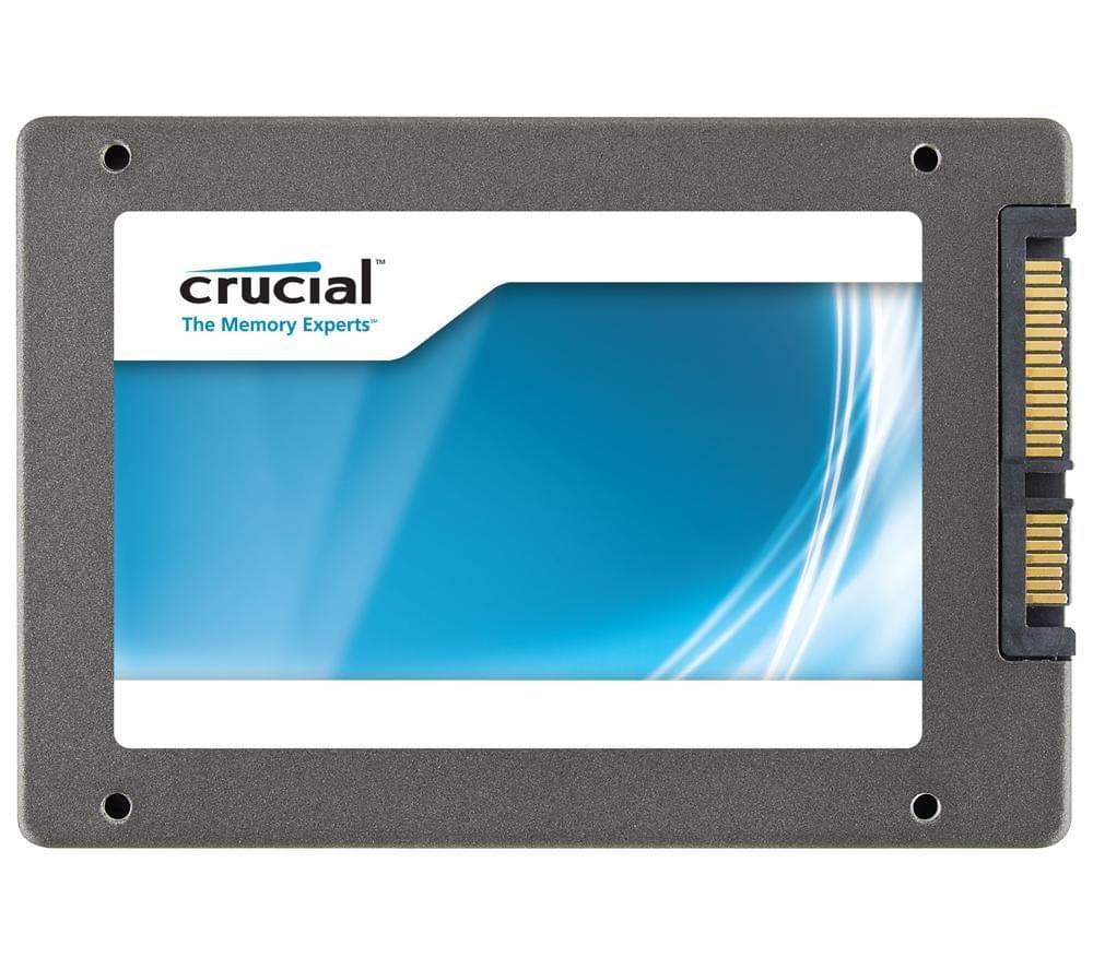 Crucial 256Go SSD M4 CT256M4SSD2 SATA 6 240-275Go - Disque SSD - 0
