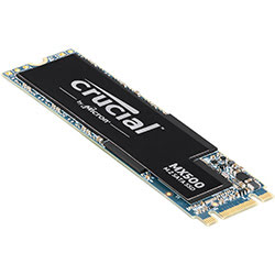 Disque SSD Crucial 500Go M.2 2280SS - CT500MX500SSD4 - MX500