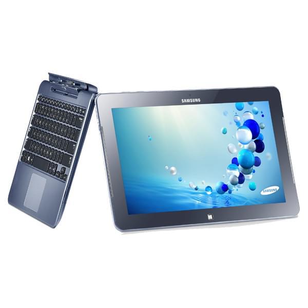 """Samsung ATIV Smart PC XE500T1C-H02 -CT/2Go/64Go/11.6""""/W8P (XE500T1C-H02FR) - Achat / Vente Tablette Tactile sur Cybertek.fr - 0"""