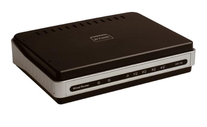 D-Link DIR-100 (DIR-100/E) - Achat / Vente Routeur sur Cybertek.fr - 0