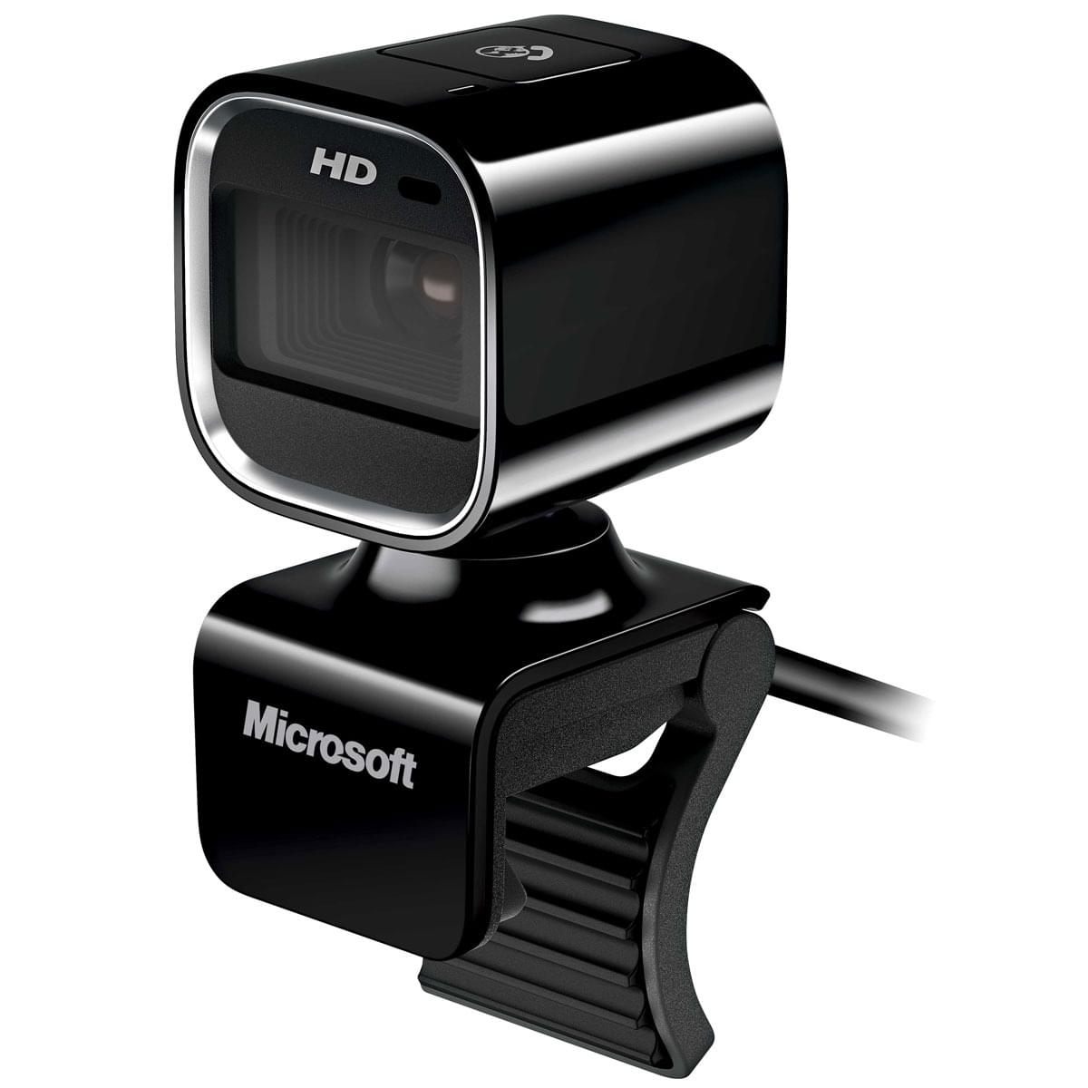 Microsoft LifeCam HD-6000 for Business (5UH-00002) - Achat / Vente Caméra / Webcam sur Cybertek.fr - 0