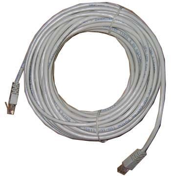 No Name Câble Cat5 15m (847915) - Achat / Vente Connectique réseau sur Cybertek.fr - 0