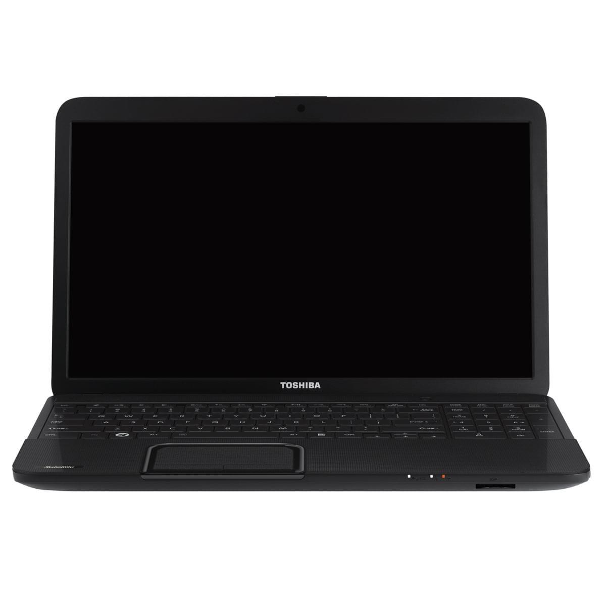 Toshiba C850D-119 (PSCC2E-00800KFR) - Achat / Vente PC Portable sur Cybertek.fr - 0