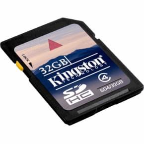 Marque/Marque SDHC 32Go (SD4/32GB soldé) - Achat / Vente Carte mémoire sur Cybertek.fr - 0