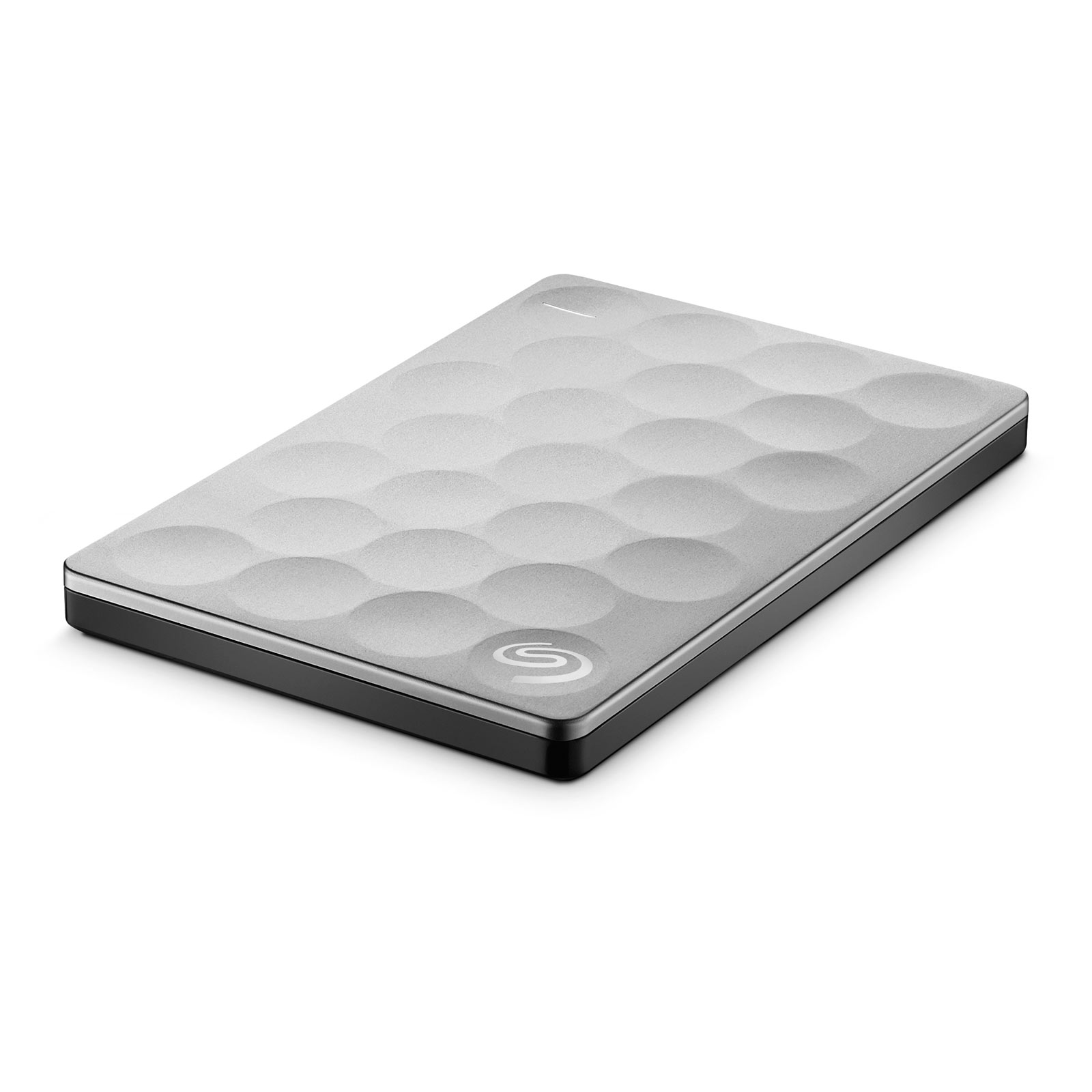 Seagate 2To Backup Plus Ultra Slim platine - Disque dur externe - 3