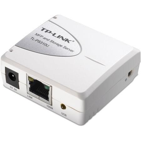 TP-Link Serveur d'impression TL-PS310U (1USB) (TL-PS310U  /  318060) - Achat / Vente Réseau divers sur Cybertek.fr - 0