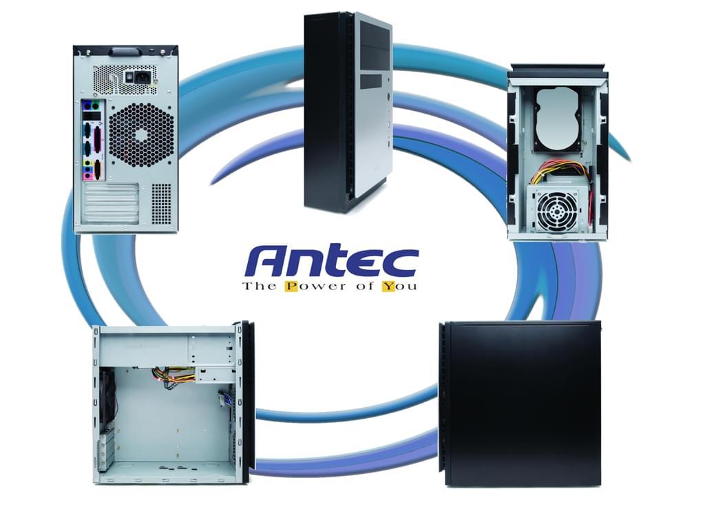 Antec NSK3480 Noir/Silver- mT/380W/mATX/Acier (0-761345-00390-2) - Achat / Vente Boîtier PC sur Cybertek.fr - 0