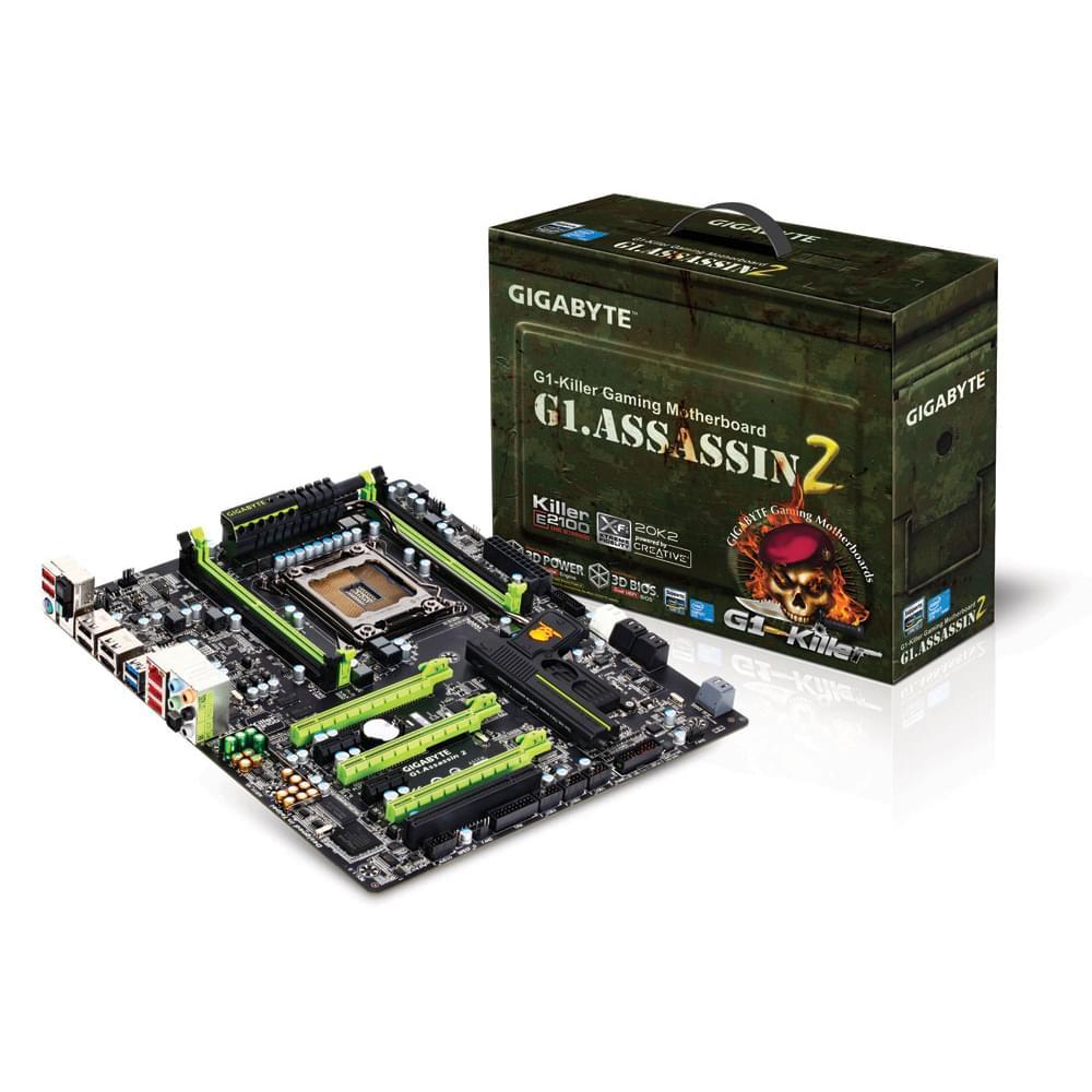 Gigabyte G1.Assassin 2  DDR3 - Carte mère Gigabyte - Cybertek.fr - 0