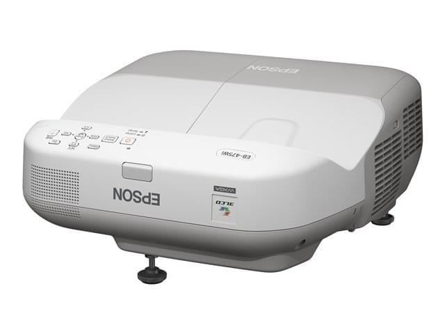 Epson EB-475Wi (V11H453040) - Achat / Vente Vidéoprojecteur sur Cybertek.fr - 0