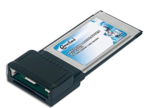 Lecteur Multi-cartes PC CARD - Accessoire PC portable générique - 0