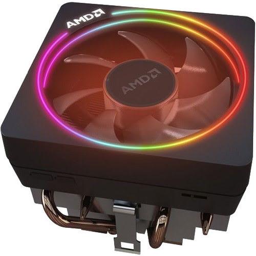 AMD WRAITH PRISM LED RGB - Ventilateur CPU AMD - Cybertek.fr - 0